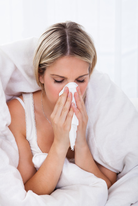 Grippe Verhindern